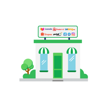 Click A Business Store